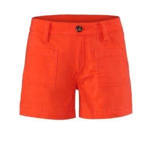 Brand New Cabi Alexa Shorts Size 2 NWT Coral 5247